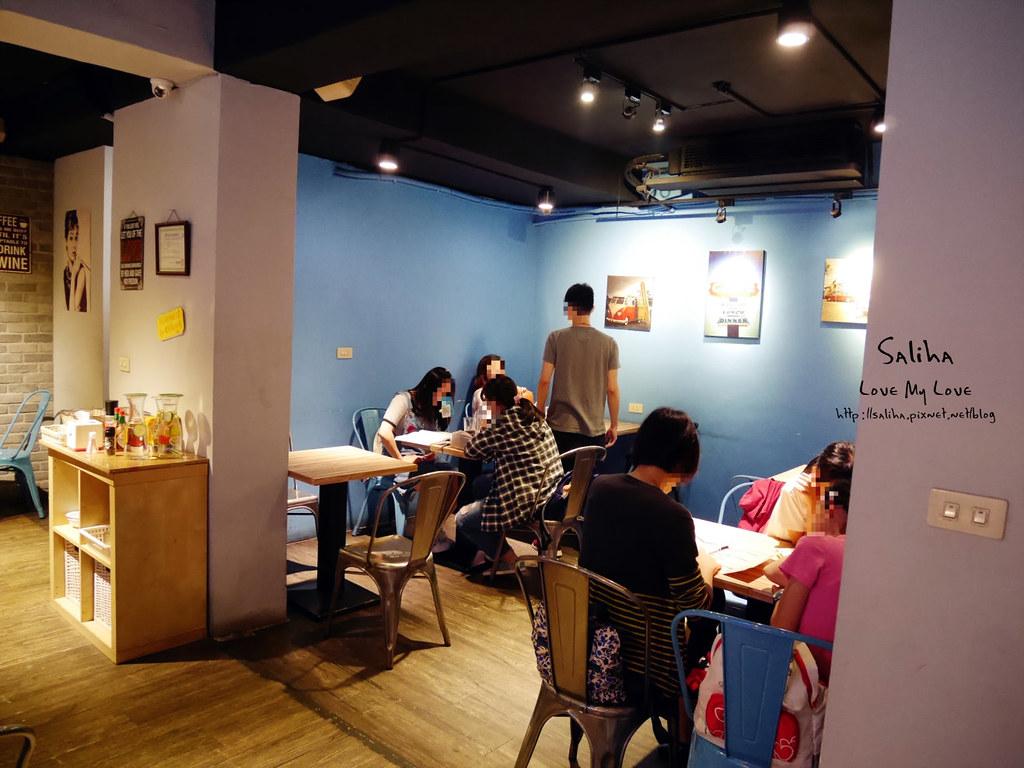 七張大坪林站附近餐廳美食不限時咖啡館推薦T.D. Cafe 聚會聚餐聊天去處推薦 (1)