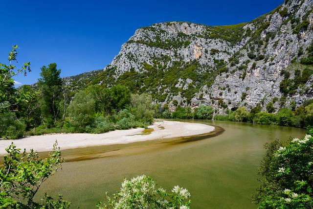 Nestos River Gorge