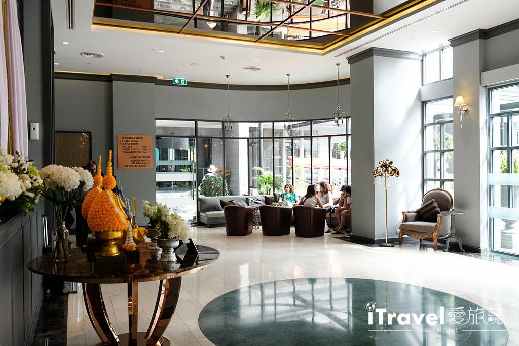 《曼谷飯店推薦》曼谷威爾酒店 Well Hotel Bangkok:2015年開業平價星級酒店,榮獲2016年訂房網站熱門之選。