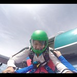 Crazy Fun With Experienced Skydiver Alexis