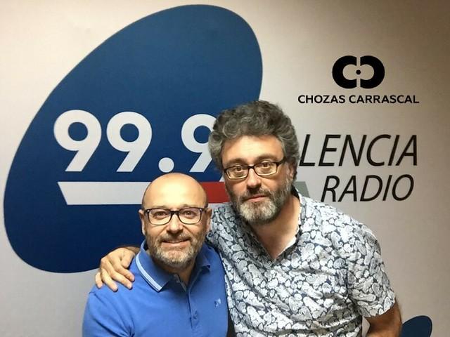 Chozas Carrascal La música de su vida Todo irá bien Paco Cremades Las 5 de Sueños Eléctricos Eduardo Guillot