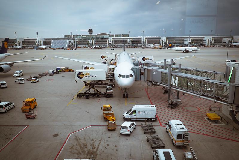 Flughafen München | 慕尼黑機場