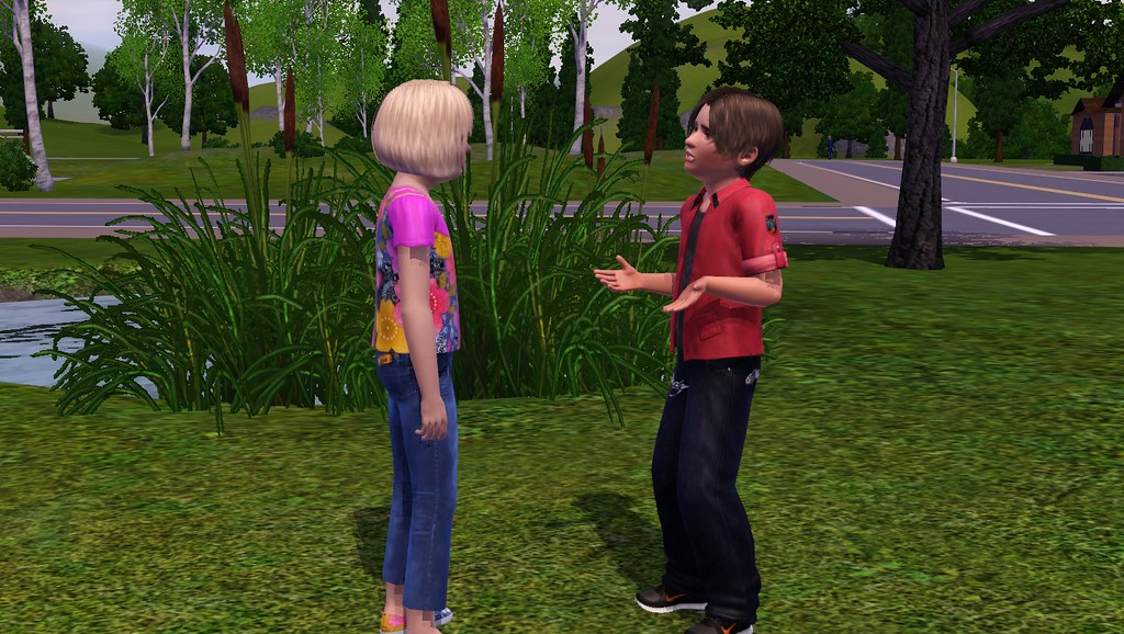 What Happened In Your Sims Game Today Page 1510 The