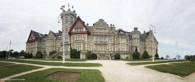 Palacio Real de la Magdalena