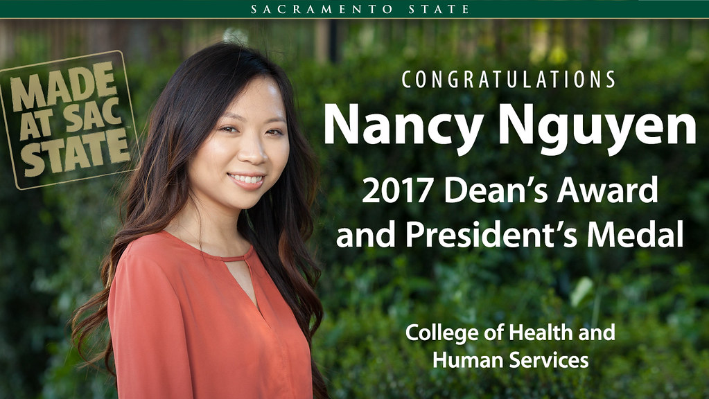 Nancy Nguyen - College of Health and Human Services