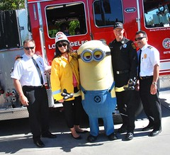 2017 LAFD 'Fire Service Day' Open Firehouse Event in Studio City