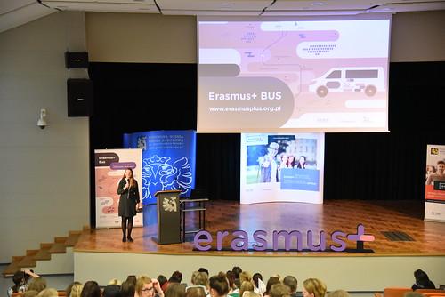 Erasmus+ Bus, Sanok