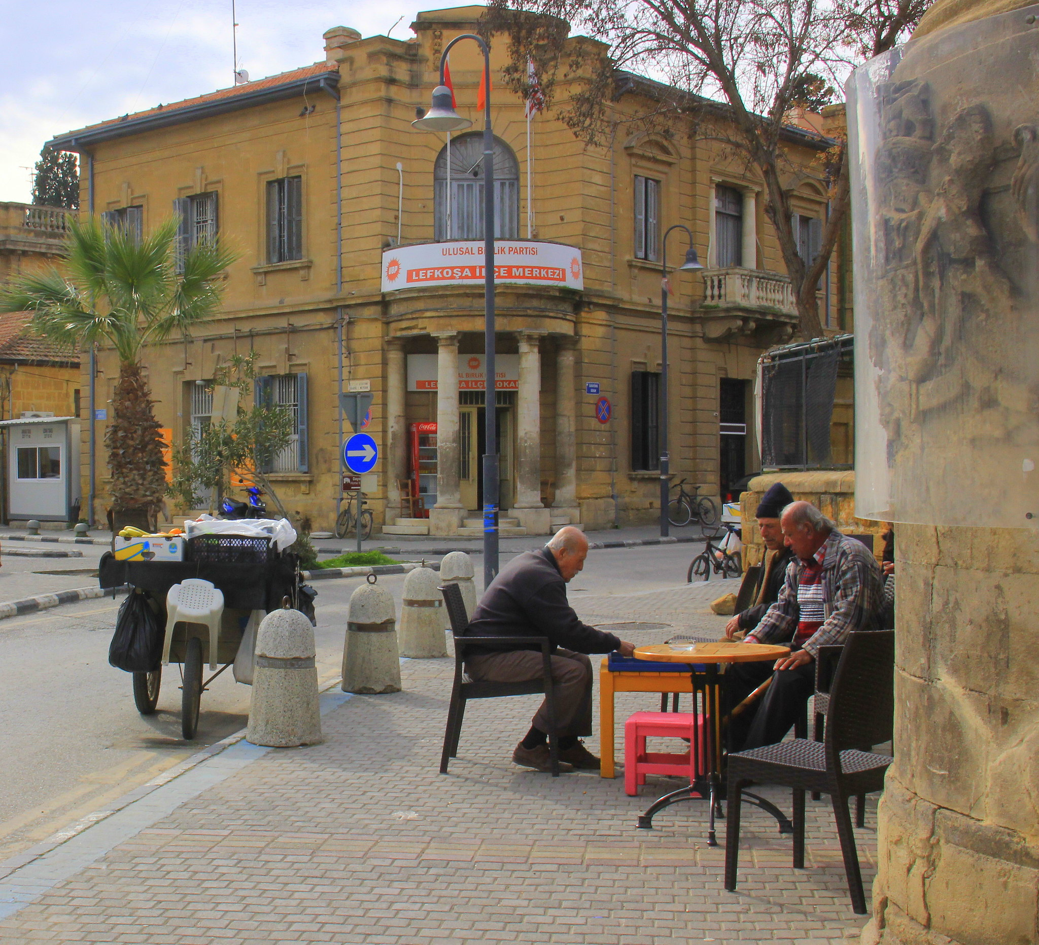 Nicosia Old Town is not to be missed if you visit Northern Cyprus