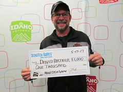 David Arthur - $1,000 - Huge Cash Game - Boise - Albertsons
