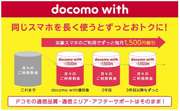 docomowith