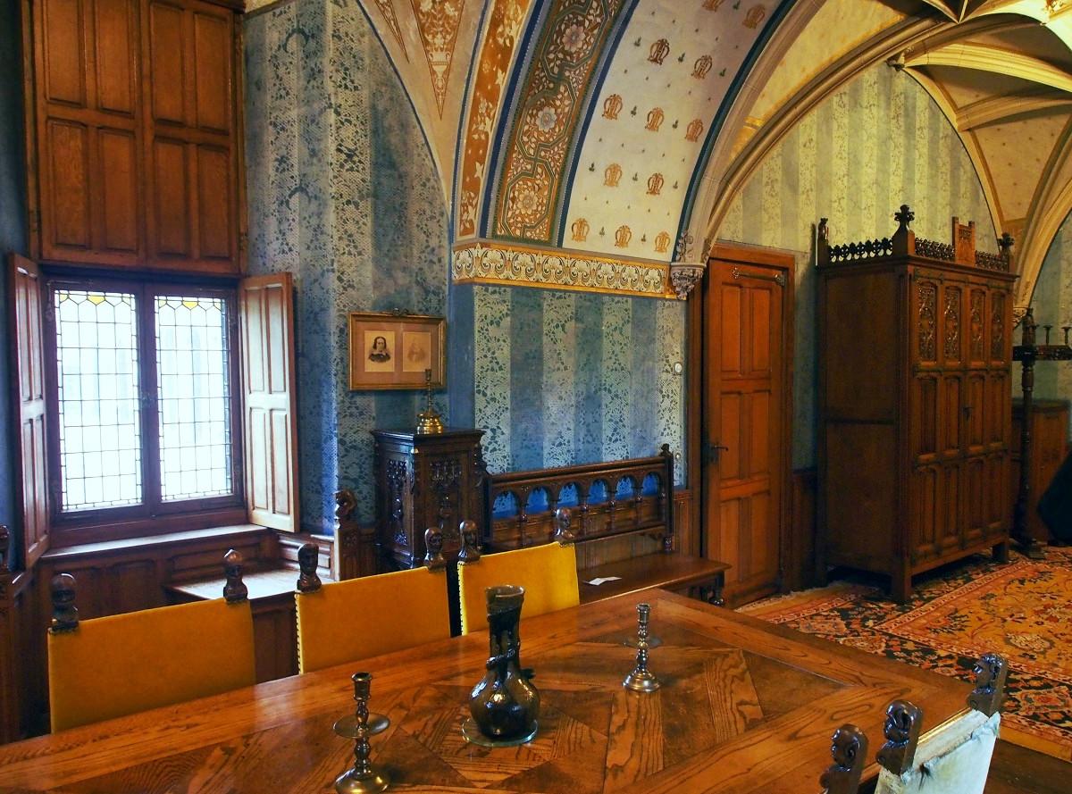 Castle de Haar Cuypers Room. Credit Arjandb