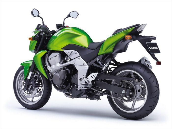 Kawasaki Z 750 2009 - 14