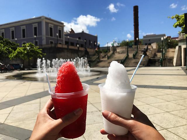 Piraguas, Old San Juan