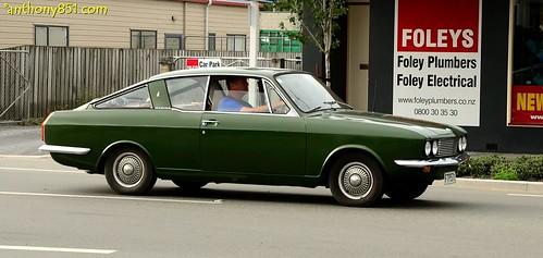1970 Sumbeam Alpine.