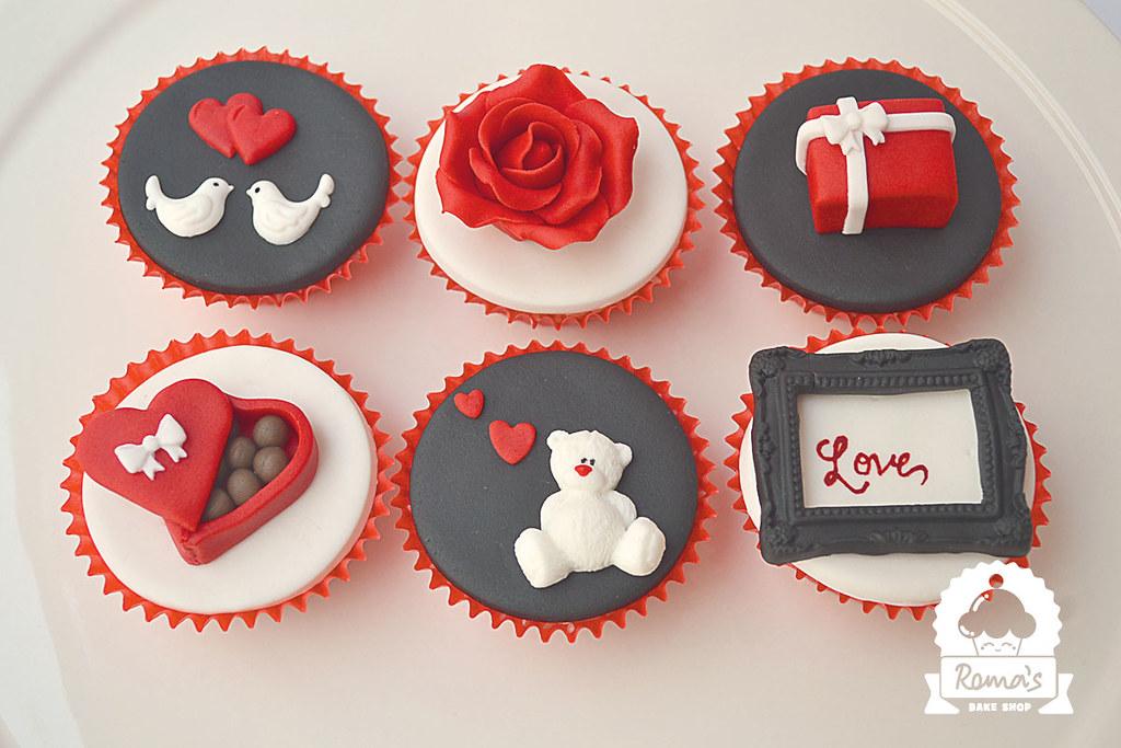 Valentineu0027s Cupcakes