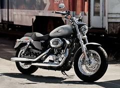 Harley-Davidson XL SPORTSTER 1200 CUSTOM 2017 - 22