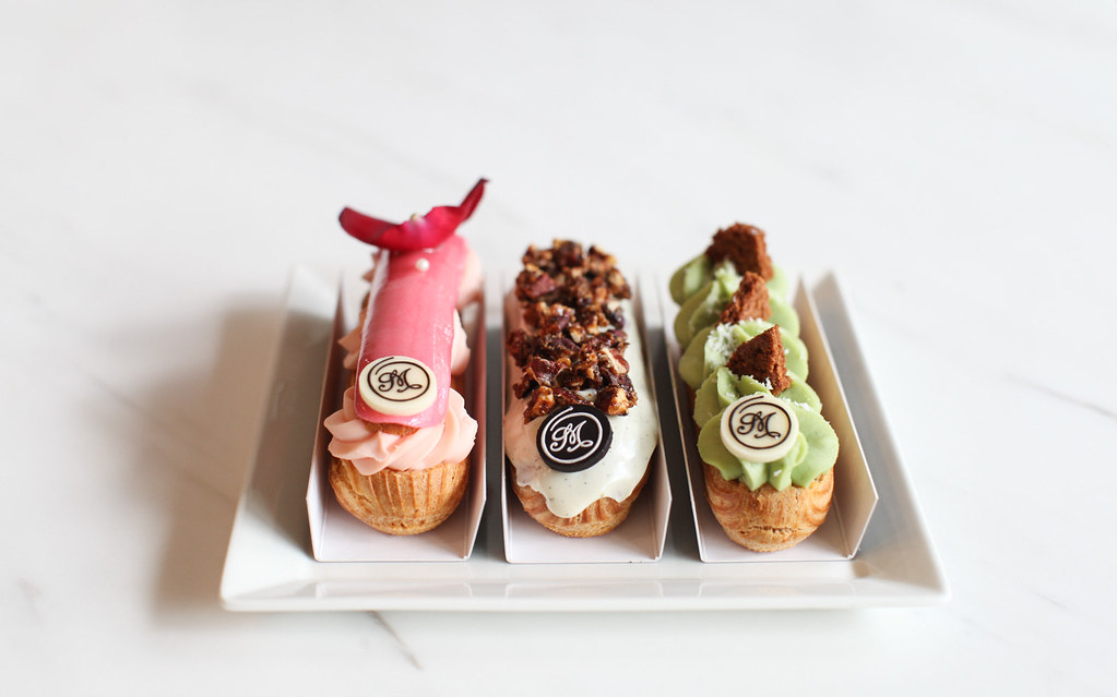 L'ECLAIR by Sarah Michelle, Singapore