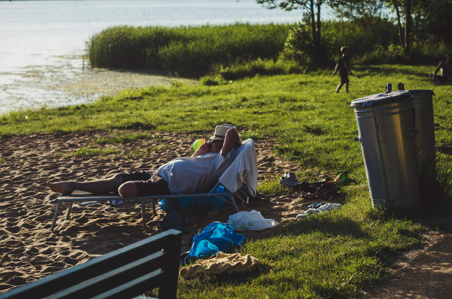 jezioro kierskie poznań