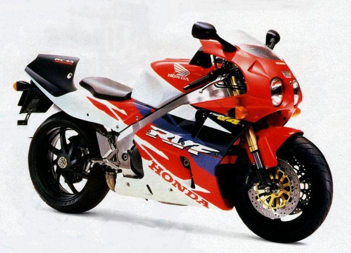 Honda RVF 750 R - RC 45 1994 - 27