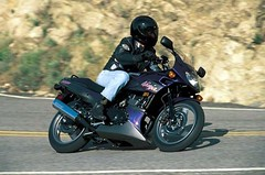 Kawasaki 500 GPZ 2001 - 13
