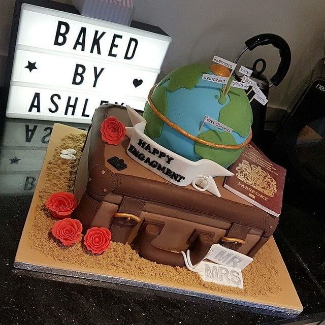 Cake from Baked By Ashley 7