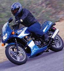 Kawasaki 500 GPZ 2001 - 2