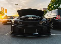 Wide Camaro SS