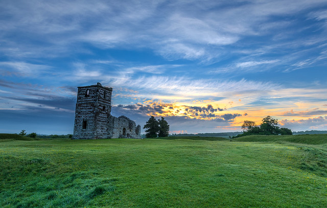 Knowlton Morning, Canon EOS 5D MARK IV, Canon EF 16-35mm f/2.8L II