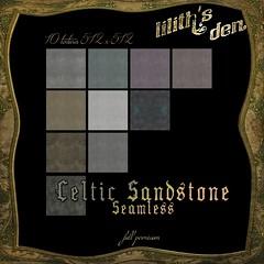 LD Celtic Sandstone -seamless- fullperm
