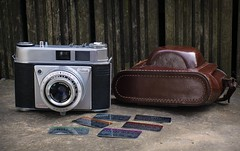 Camera of the Day - French Kodak Retinette 'f' 030/7