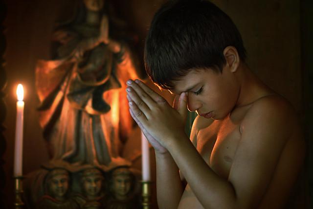 Praying for a better Brazil...