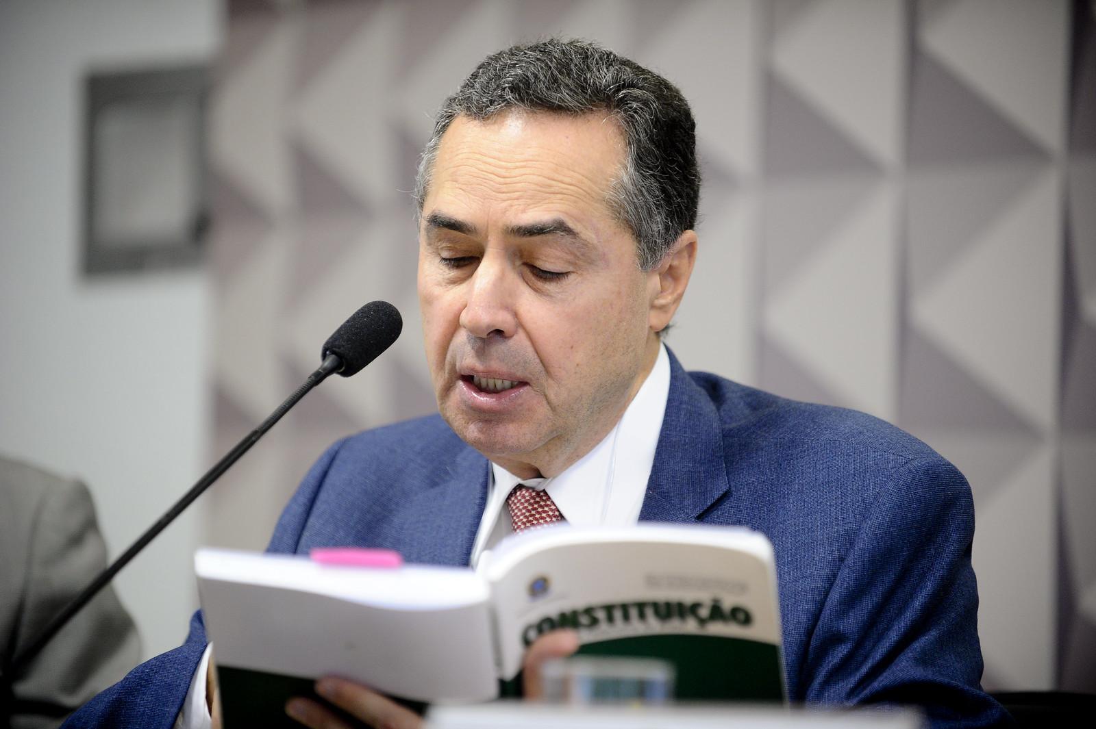 Em decisão de Barroso, Supremo quebra sigilo bancário do presidente Temer, Reuniões Conjuntas
