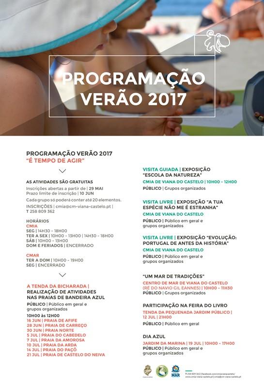 VERÃO 2017