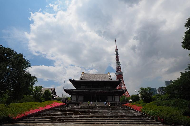 Zōjō-ji 增上寺|東京遊記 Tokyo trip