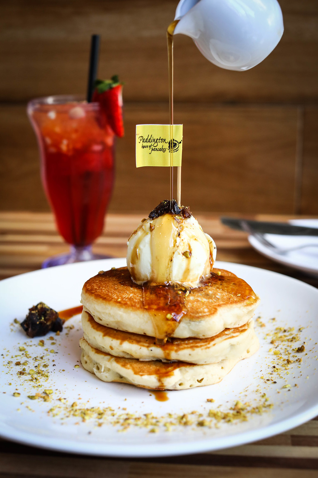 City Square Mall Food: Paddington House of Pancakes
