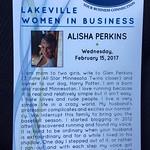 Alisha Perkins Luncheon