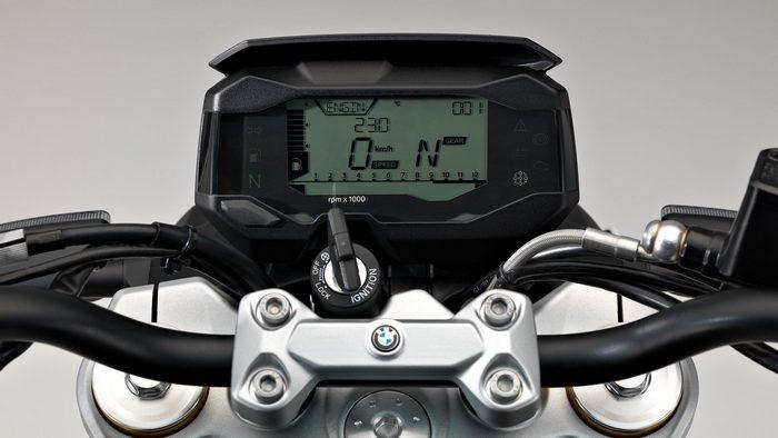 BMW G 310 R 2016 - 13