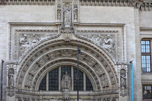 Victoria & Albert Museum Detail