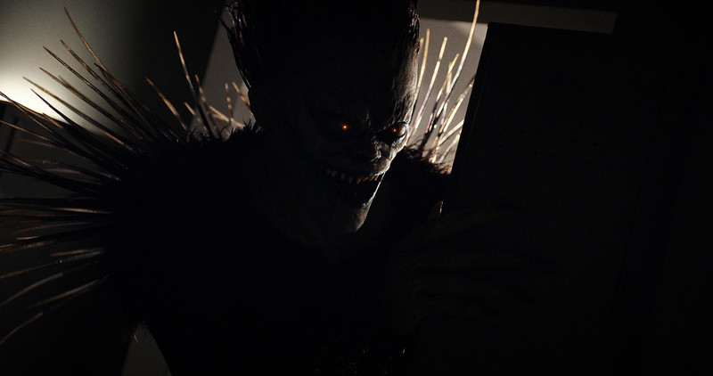 DEATH NOTE official images 01 Ryuk