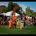 Danza Azteca Calpulli Mexihca at the Balboa Park Pow Wow 2017