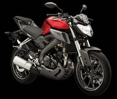 Yamaha MT-125 2014 - 8