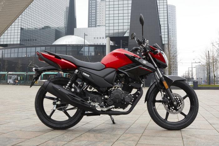 Yamaha YS 125 2019 - 8