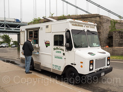 MaMa Lou's Food Truck, Fort Wadsworth, New York City