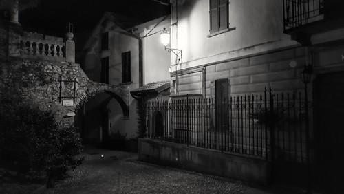 Varenna by night