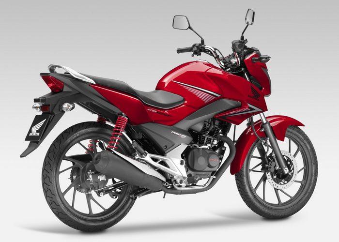Honda CBF 125 2018 - 13