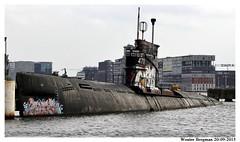 Soviet Zulu V Class B-80 Submarine 4711