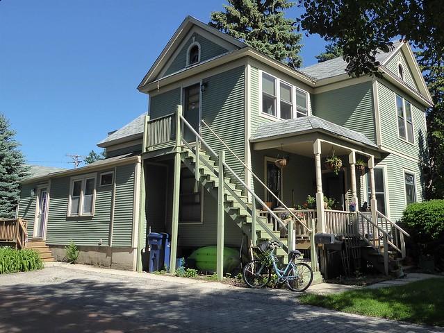 Naperville, IL, Historic District, Queen Anne House