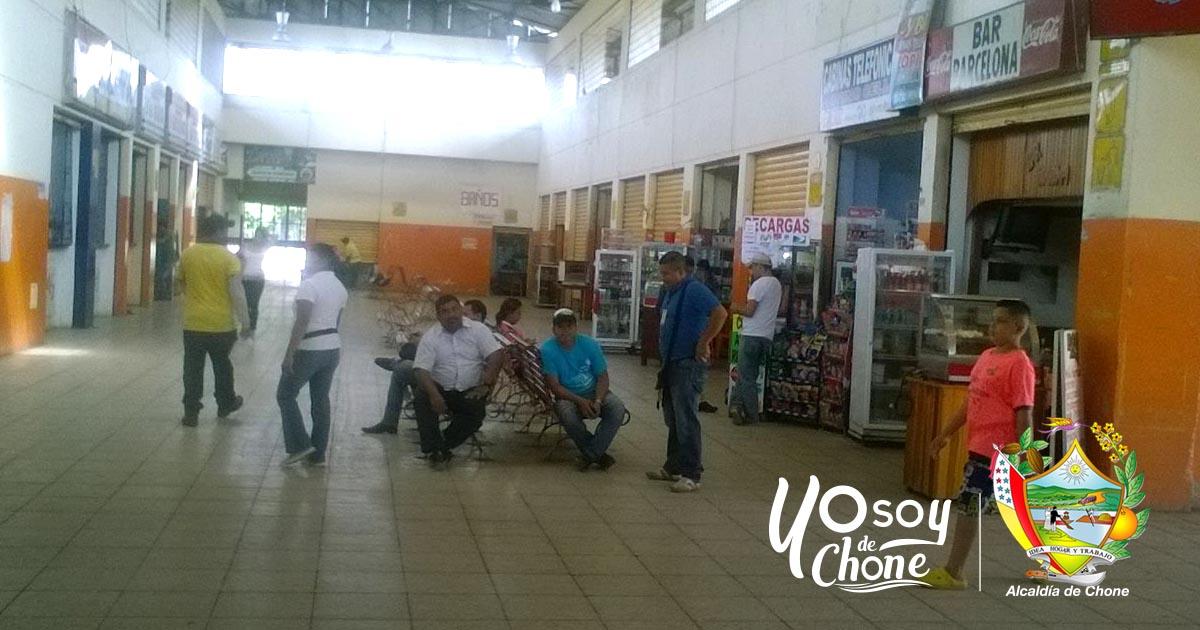 Concesionarios de la terminal terrestre firmaron convenio de facilidades de pago