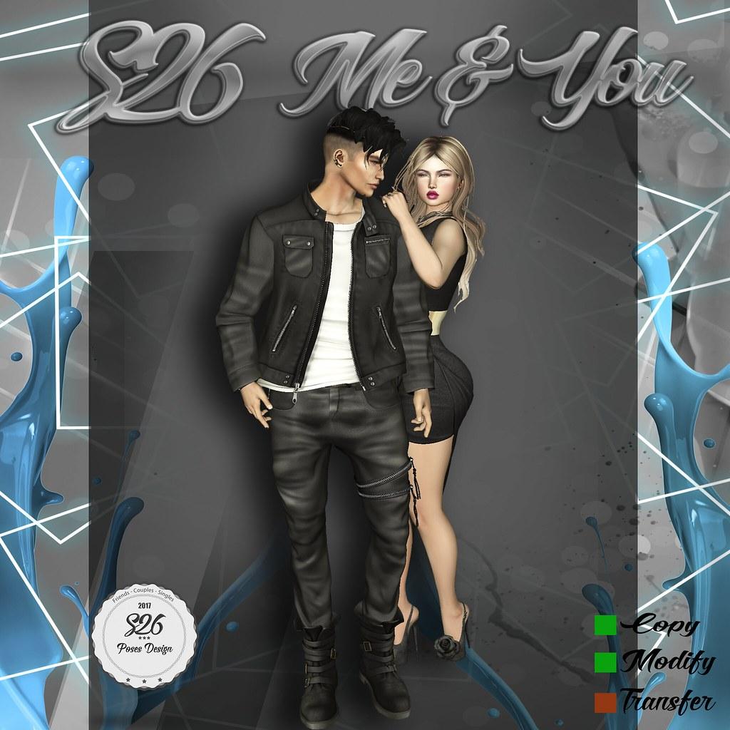 *** NEW ***S26 Me and you - SecondLifeHub.com