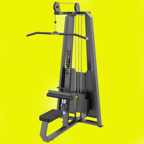 Benefits of  A-3035 pull down exercise equipment